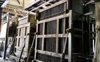 OH01 – Vertical EPS lightweight concrete production machine modern könnyű polisztirolbeton falpanelgyártó gép