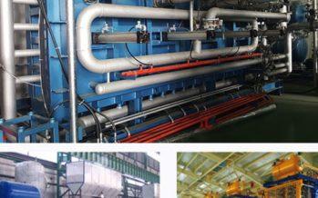 Polisztirol gyártó gép képek